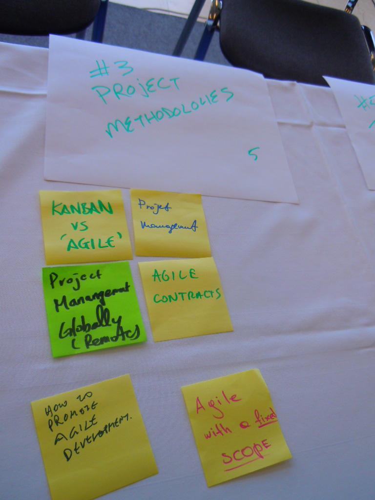 Les méthodes de gestions de projets