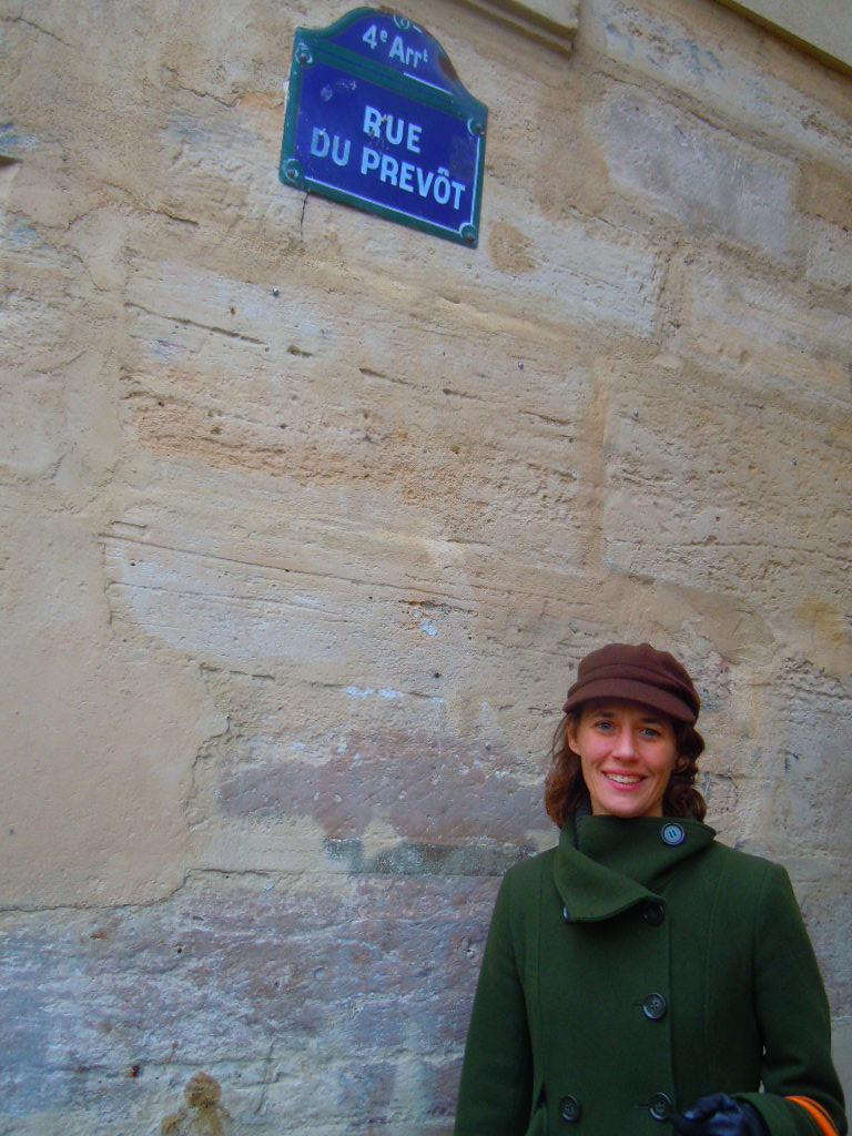 Une des rues historiques du Marais